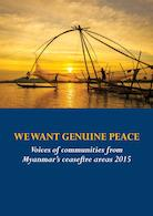 We want Genuine Peace 26.2.16-cover small