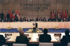 paris peace 1991